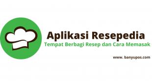 Download Aplikasi Resepedia