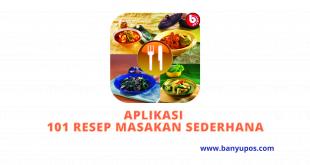 Download Aplikasi 101 Resep Masakan Sederhana