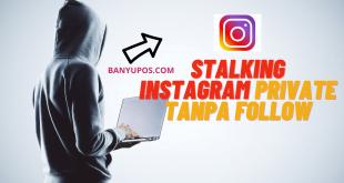 Cara Melihat Profil IG Private Tanpa Follow